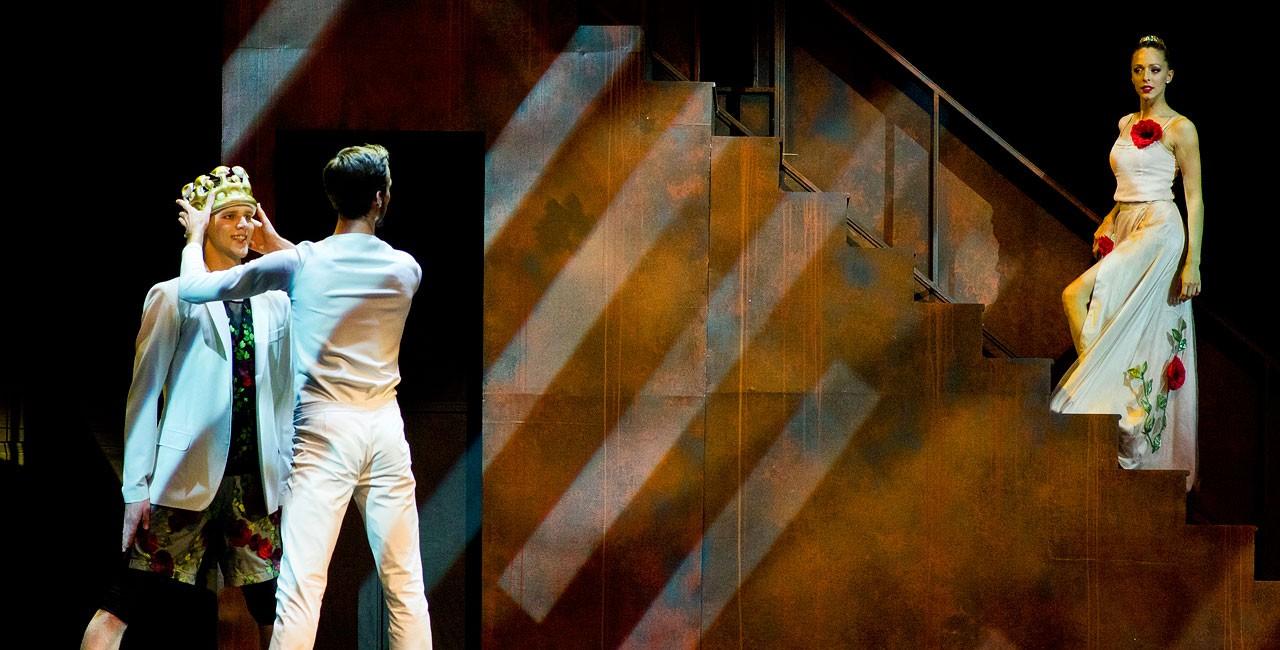 The Miraculous Mandarin The Wooden Prince Ballet Pécs