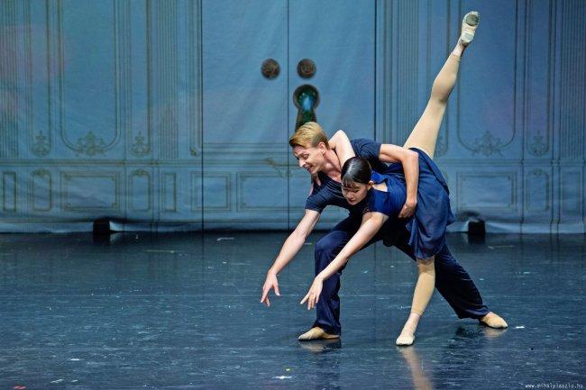 Klasszikus balett-tréning