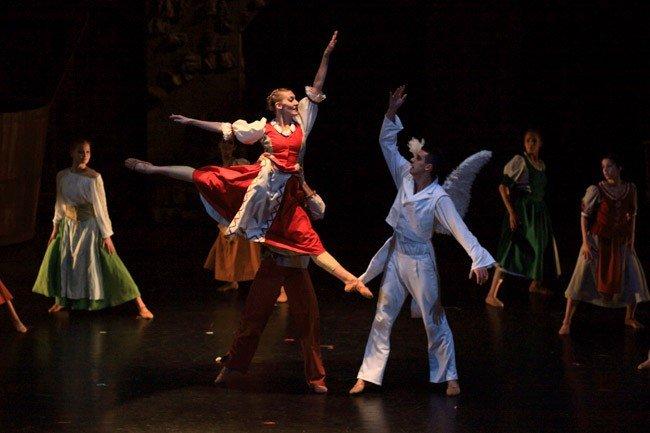 Carmina Burana - Pécsi Balett