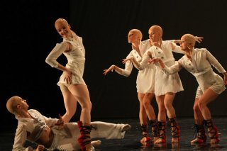 Lisztmánia (egyfelvonásos balett)