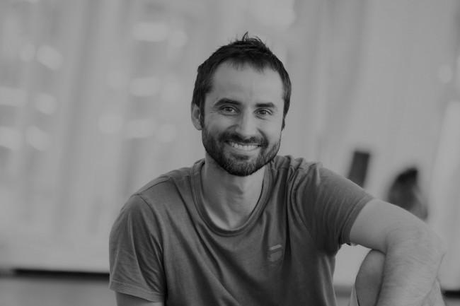 Fodor Zoltán először koreografál a Pécsi Balett táncművészeinek