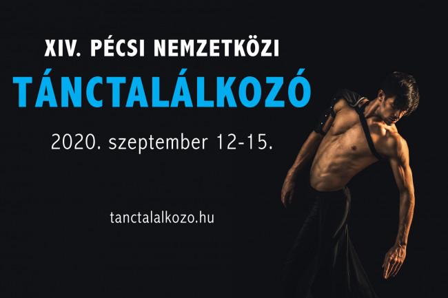 XIV. Pécsi Nemzetközi Tánctalálkozó