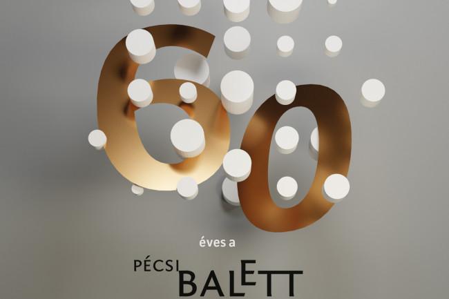 60 éves a Pécsi Balett!