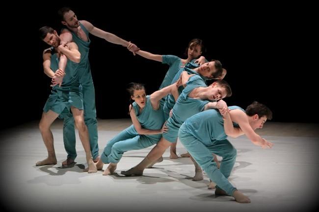 A megnyíló tér elragadtatása | Pécsi Balett: H-arcok