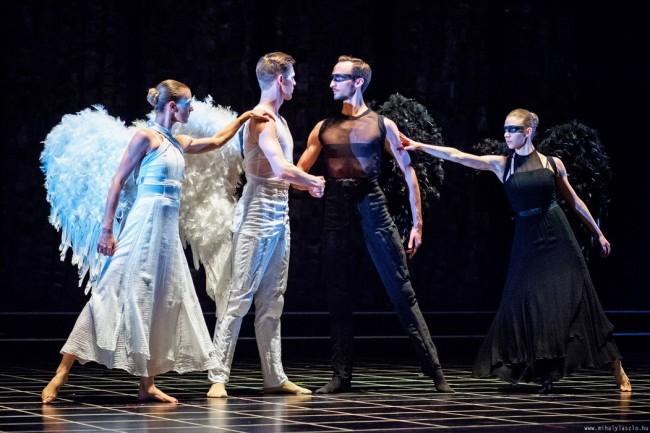 Dubrovay László táncdrámája a Kodály Központban