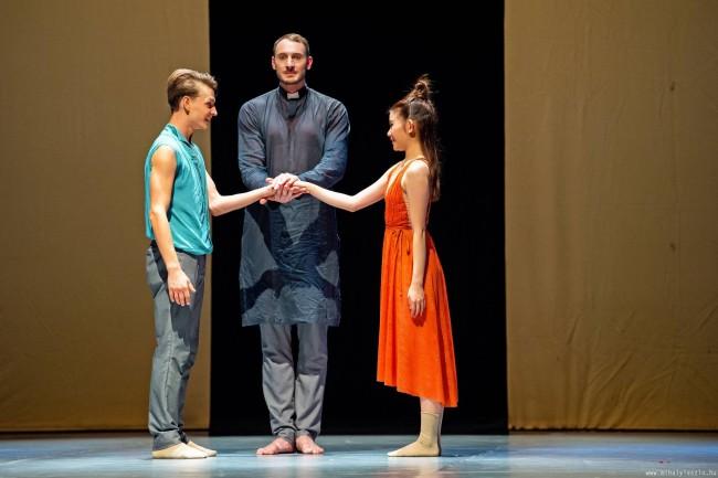 Narancsos-kék gyermekszerelem | Pécsi Balett: Rómeó és Júlia